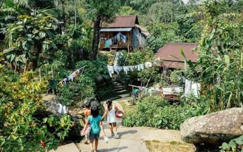 Το πιο καθαρό χωριό της Ασίας σε μία από τις πιο βρώμικες χώρες στον κόσμο
