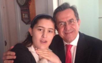 Το ευχαριστώ της οικογένειας που πήρε το ήπαρ της κόρης του Νικολόπουλου