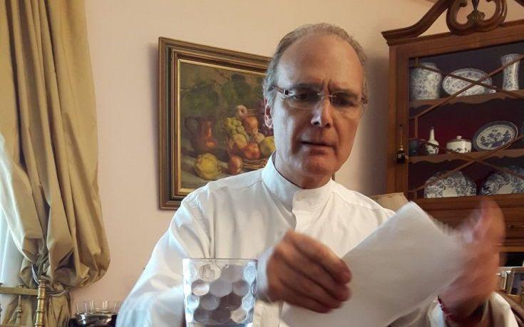Βέλλιος: Θα γράψω το τέλος μου μέσα στο Σεπτέμβριο