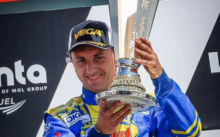 Ο 5 φορές Παγκόσμιος Πρωταθλητής Karting στην Ελλάδα
