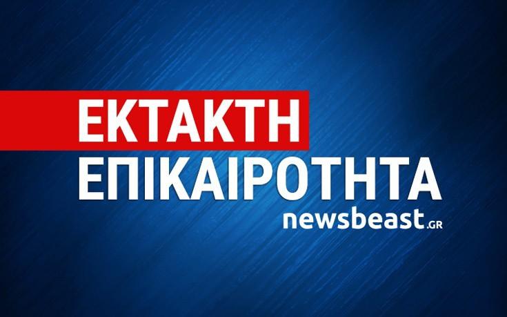 Ισχυρή έκρηξη συγκλόνισε το κέντρο της Αθήνας