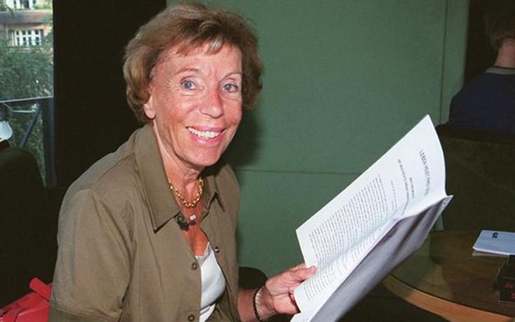 Απεβίωσε η μυθιστοριογράφος Μπενουάτ Γκρου