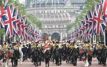 Φωτογραφίες από τις εκδηλώσεις για τα 90ά γενέθλιά της βασίλισσας Ελισάβετ