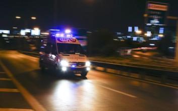 Στρατιωτικό ελικόπτερο έπεσε σε γειτονιά της Κωνσταντινούπολης