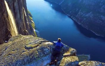 Η επιβλητική ομορφιά της Νορβηγίας μέσα από βίντεο που γύρισε 17χρονος με drone