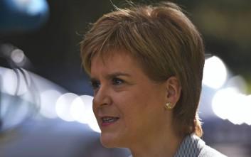 «Μόλις υπάρξει σαφήνεια ως προς το Brexit, η Σκωτία θα εξετάσει εκ νέου το θέμα της ανεξαρτησίας»
