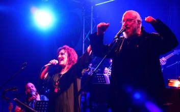 Σαββόπουλος-Βιτάλη στο Sani Festival
