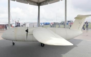 Το πρώτο εκτυπωμένο αεροπλάνο είναι της Airbus