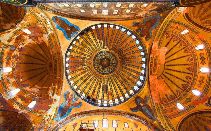 Η ιστορία της Αγια-Σοφιάς, του διαχρονικού συμβόλου της ορθόδοξης ...