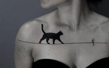 Σουρεαλιστικά τατουάζ που δε μοιάζουν με τα συνηθισμένα