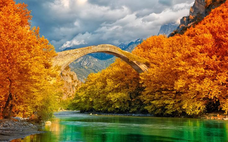 Αώος, ο ποταμός του καγιάκ