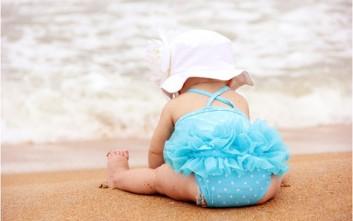 Τι να κάνετε όταν το παιδί φοβάται τη θάλασσα