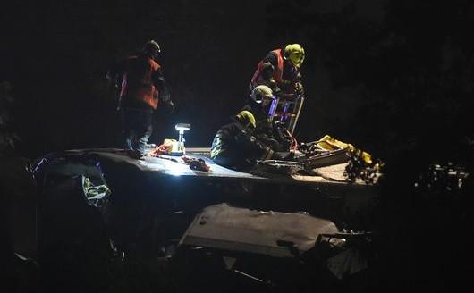 Τρεις νεκροί σε σιδηροδρομικό δυστύχημα στο Βέλγιο