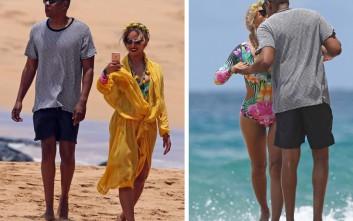Διακοπές στη Χαβάη για την Beyonce