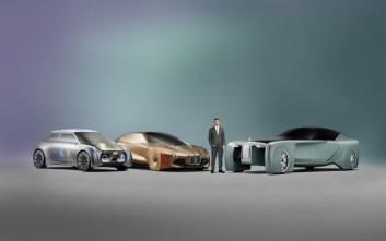 Τα επόμενα 100 χρόνια της BMW σε 16 εικόνες