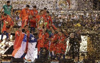 Η Χιλή η μεγάλη νικήτρια του επετειακού Κόπα Αμέρικα