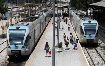 «Χειρόφρενο» διαρκείας σε τρένα και προαστιακό