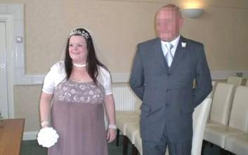 Ντρεπόταν τόσο πολύ για το σώμα της που δεν άφηνε να τη δει ο άνδρας της γυμνή για 12 χρόνια
