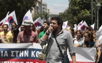 Αύριο το συλλαλητήριο δασκάλων και καθηγητών στα Προπύλαια
