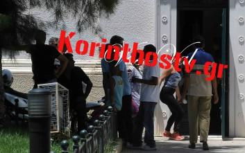 Στον εισαγγελέα οι γυναίκες που κατηγορούνται για το φόνο στην Κόρινθο