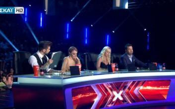 Κλάματα, σκληρή κριτική και μια πρόταση έκπληξη του Ρουβά στο X Factor