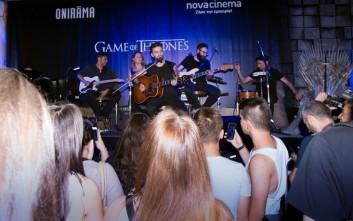 Με μεγάλη επιτυχία ολοκληρώθηκε το πρώτο Game of Thrones Festival by Novacinema