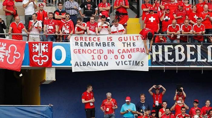 Αλβανική πρόκληση στο Euro 2016: Η Ελλάδα είναι ένοχη
