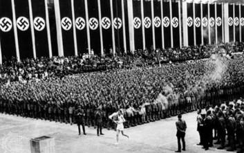 Πώς οι Ναζί άφησαν τη σφραγίδα τους στους Ολυμπιακούς Αγώνες