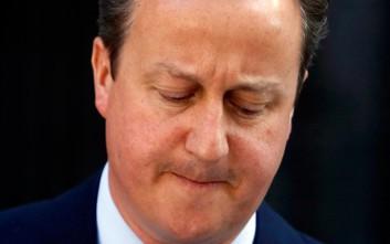BBC: Ο Κάμερον προσπάθησε να διώξει διευθυντή εφημερίδας επειδή στήριζε το Brexit