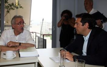 Κόντρα ΣΥΡΙΖΑ-ΓΣΕΕ για τη δημοσκόπηση στα «Νέα»