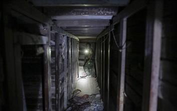 Ο υπόγειος λαβύρινθος του ISIS κάτω από ιρακινό χωριό