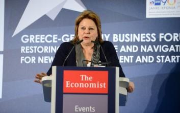 Κατσέλη: Συγκεντρωτικό το νέο μοντέλο διοίκησης των τραπεζών