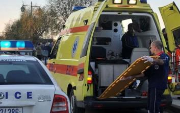 Ένας νεκρός και τέσσερις τραυματίες σε τροχαίο στη Βοιωτία
