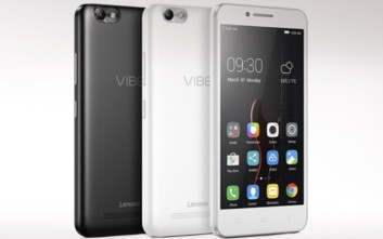 Διαθέσιμο στα καταστήματα WIND το LenovoA2020 Vibe C