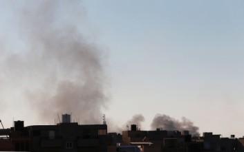 Τρεις μέρες μαχών στα νότια προάστια της Τρίπολης