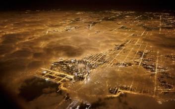 Τα πολλά τεχνητά φώτα φέρνουν πρόωρα την άνοιξη