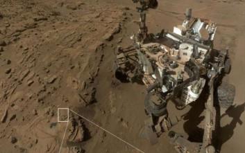 Νέες ενδείξεις ότι ο Άρης είχε περισσότερο οξυγόνο κάποτε