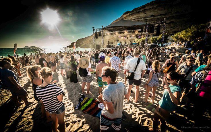 Ξεκινάει την Παρασκευή 17 Ιουνίου το Matala Festival