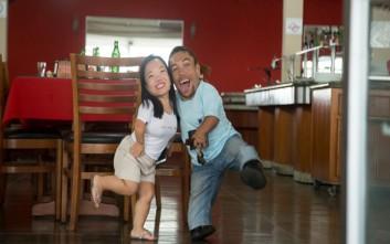 Η ζωή του πιο κοντού ζευγαριού στον κόσμο!