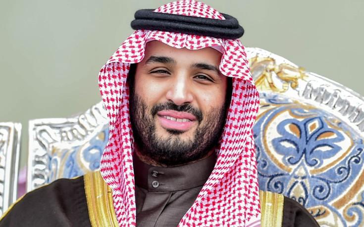 Στον Λευκό Οίκο αύριο ο διάδοχος πρίγκιπας της Σαουδικής Αραβίας