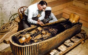 Οι επιστήμονες προσπαθούν να σώσουν τον τάφο του Τουταγχαμών από τον… τουρισμό