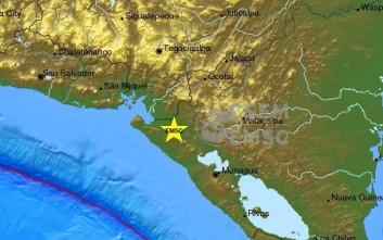 Σεισμός 6,4 Ρίχτερ στη Νικαράγουα