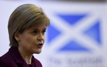 Η πρωθυπουργός της Σκωτίας επιμένει στο σχέδιό της για νέο δημοψήφισμα ανεξαρτησίας