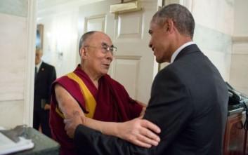 Κίνα προς ΗΠΑ: Μην παρεμβαίνετε στα θέματα του Θιβέτ