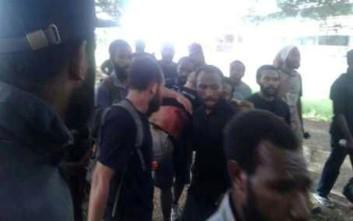Ταραχές με νεκρούς φοιτητές από αστυνομικά πυρά στην Παπούα Νέα Γουινέα
