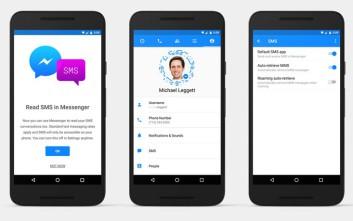 Αλλαγές στους χρήστες Android για το Facebook Messenger