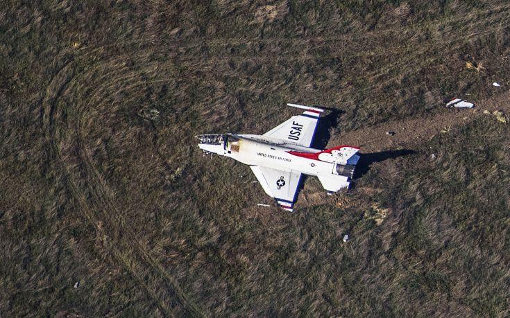 Συνετρίβησαν δύο μαχητικά στις ΗΠΑ, νεκρός ο ένας πιλότος