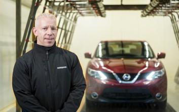 Το υπερσύγχρονο πλυντήριο αυτοκινήτων της Nissan