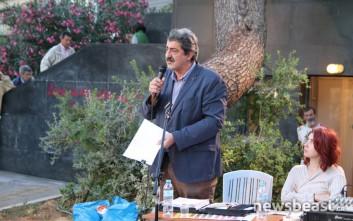 Σε ανοικτή εκδήλωση του ΣΥΡΙΖΑ στο Χαλάνδρι ο Πολάκης
