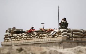 Ξεκίνησε η «τελική» επίθεση για ανακατάληψη της Ράκας